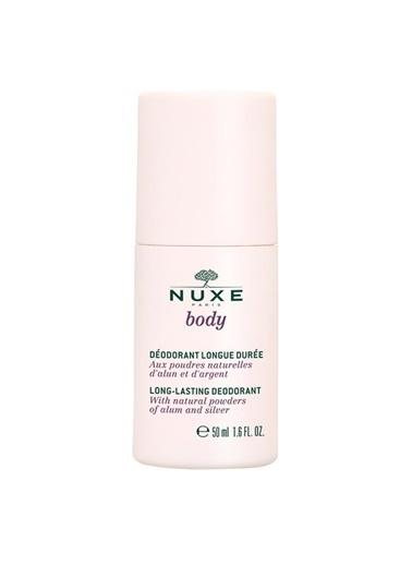 Nuxe Body Long Lasting  Deodorant -  Uzun Süre Etkili Deodorant 50 ml Renksiz